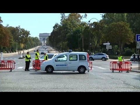 Παρίσι χωρίς αυτοκίνητα