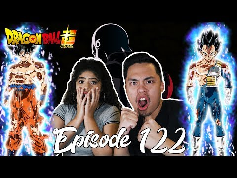 Dragon Ball Super Episode 122 REACTION and REVIEW! UNIVERSE 7 VEGETA FINAL FLASH! VEGETA VS JIREN!