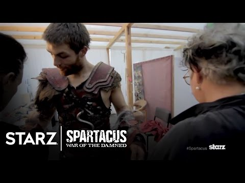 Spartacus: War Of The Damned | Costumes | Starz