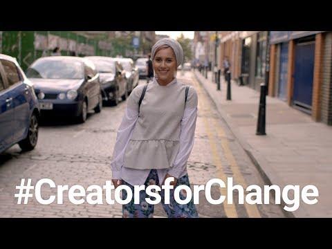 YouTube Creators for Change: Dina Tokio