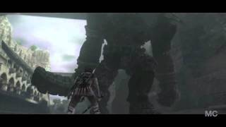 Shadow of the Colossus HD - Gameplay Trailer [HD] (PS3)