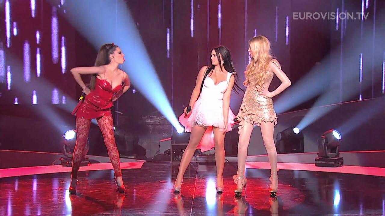 Evrovizija 2013: Srbija, Italija, Španija i Gruzija (Eurosong 2013 – Eurovision)