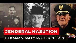 Video Rekaman Pidato Asli Jenderal Nasution, Korban Selamat Peristiwa G30S/PKI MP3, 3GP, MP4, WEBM, AVI, FLV Maret 2019