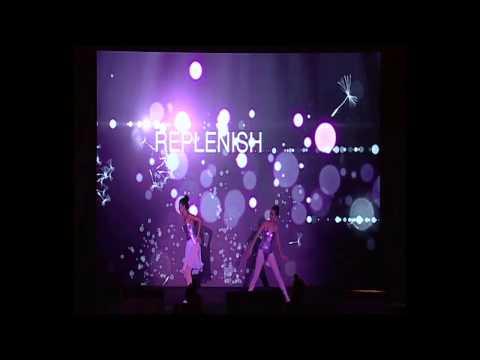 Projection Dance Performance Singapore