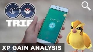 HOW TO POWER LEVEL :: Pokémon GO Analysis #1 by GOtrip