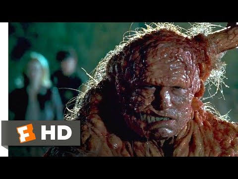 Slither (2006) - For Better Or Worse Scene (5/10) | Movieclips