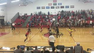 Volleyball wins 3rd set, 25-23 vs. UM Dearborn thumbnail