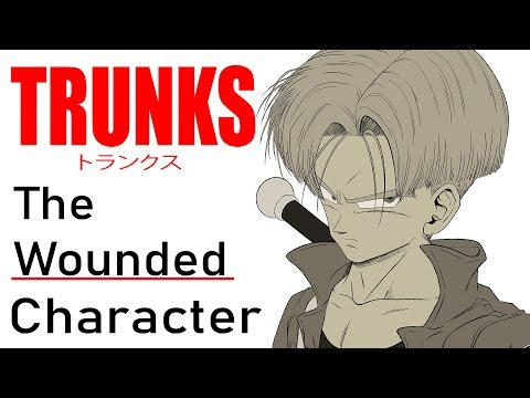 Trunks: The Wounded Character   The Anatomy of Anime