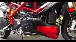 4. 2013 Ducati Streetfighter 848 Review