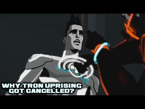 Why Tron Uprising Got Cancelled?