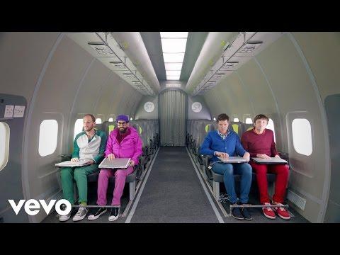 Americká skupina OK Go zase vymyslela originální videoklip. Podívejte se!