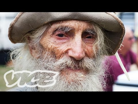 American - We traveled by rail to the 112th National Hobo Convention in Britt, Iowa, to see what was left of hobo life. Read the full article here: http://bit.ly/Death-...