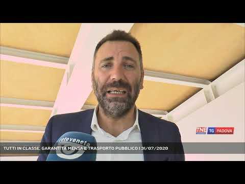 TUTTI IN CLASSE, GARANTITA MENSA E TRASPORTO PUBBLICO | 31/07/2020