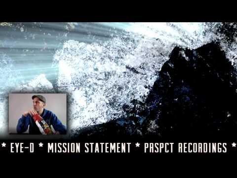 Eye-D - Mission Statement