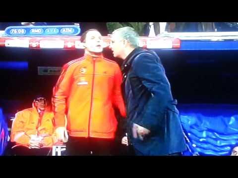 Pazzia di mourinho (видео)