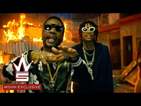 Juicy J & Wiz Khalifa  - Cell Ready