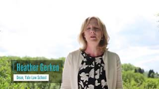 Yale University Dean, Heather Gerken, shares why there is no better time to be a lawyer than now.For more interviews, visit https://genconnectu.com/expert/heather-gerken/.Be sure to subscribe for daily interviews and content with our experts!           Like Us on Facebook:http://www.facebook.com/genconnectUFollow Us on Twitter:http://www.twitter.com/genconnectU      Visit our Website:http://www.genconnectU.com