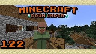 10. Minecraft Down Under | S2 | Episode 122 | The Villager Thief