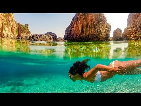 Vacations in Corfu,Greece