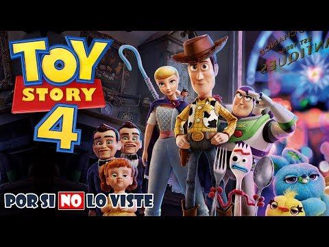 Por si no lo viste: Toy Story 4