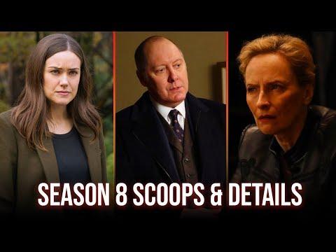 The Blacklist Season 8 Scoops & Details Season 8 Air Date and Spoilers So Far