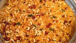 South Indian mixture recipe in tamil