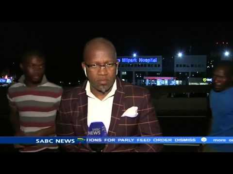 South Africa: Sabc Tv Reporter And Crew Mugged During Live Broadcast In Johannesburg