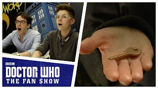 Christel Dee and Luke Spillane react to meeting the Thirteenth Doctor for the first time, how did you react? Let us know in the ...