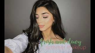 Second video this week? Whatttt??! Hope you all loved this dewy, glowy summer look. It's perfect for everyday and looks flawless!