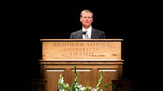 The Character of Christ  - by Elder David A.  Bednar