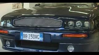 Aston Martin History - Aston Martin Virage V8&Virage Volante Cabriolet