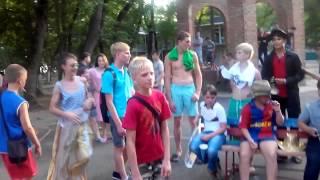 Ромашка, лето 2014 (видео №12)