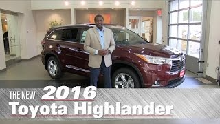 Brooklyn Center (MN) United States  city photo : The New 2016 Toyota Highlander - Minneapolis, St Paul, Brooklyn Center, MN - Review