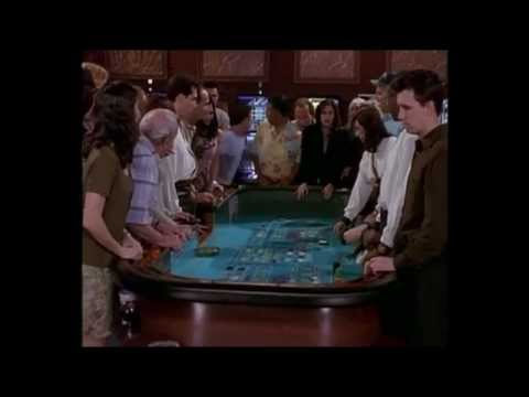 joel heyman - Just a snippet of Joel Heyman's (RoosterTeeth/RvB) appearance (on the right of Chandler) in Friends Season 5 Episode 120/121