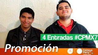 Concurso: http://www.DAIZcorp.com/gana-una-entrada-campus-party-mexico-2016-cpmx7Redes Sociales: ◢ Twitter @UECenter: http://www.twitter.com/UECenter◢ Página de Facebook:http://www.facebook.com/UleadEstudioCenter◢ Página web: http://www.DAIZcorp.com___UECenter de DAIZcorp.