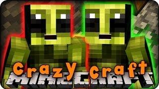 Minecraft Mods - CRAZY CRAFT 2.0 - Ep # 17 ' ALIEN DUNGEON!!'