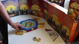 Unboxing Catan Kompakt Video