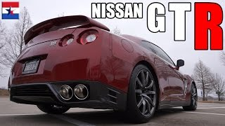 2015 Nissan R35 GTR Review... GODZILLA! by The Dutch Texan