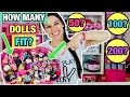 LOL SURPRISE BIGGER SURPRISE | HOW MANY LOL DOLLS FIT INSIDE? How to STORE & ORGANIZE LOL DOLLS