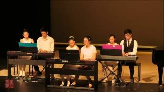 钢琴齐奏 ∙ Piano Ensemble