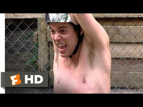 Jackass: The Movie (1/10) Movie CLIP - Alligator Tightrope (2002) HD
