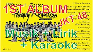 Video JKT48 Album Heavy Rotation (Music + Lirik) MP3, 3GP, MP4, WEBM, AVI, FLV April 2019