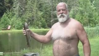 Catching fish like a boss