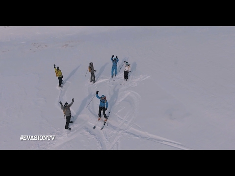EVASIÓN TV: Safari Freeride en Grandvalira