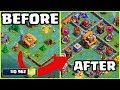 170,000 GEMS to MAX! Clash of Clans Builder Hall 1 - 5 in Minutes!