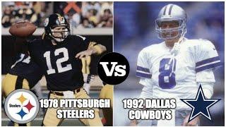 10 Super Bowl Matchups We