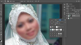 Adobe Photoshop layer mask