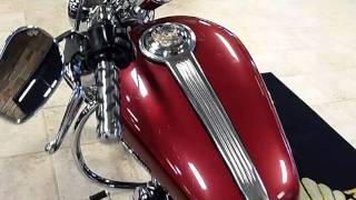 10. 2004 Harley Davidson 1200 Custom Sportster