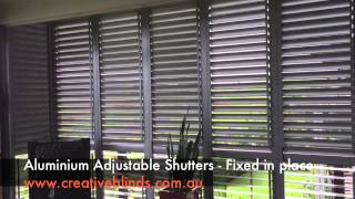Aluminium Shutters Ballina Heights