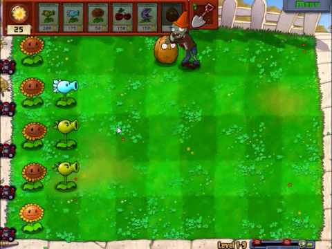 Video 9 de Plants vs Zombies: Análisis del juego Plants vs Zombies PC
